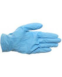 Handschoen nitril, ongepoederd, Extra-Large, 100st