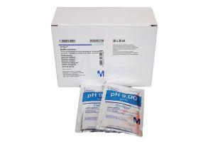 Buffer pH 9.00 (25°C), CertiPUR®, 30 sachets van 30ml
