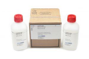 Buffer pH 11.00, boorzuur-kaliumchloride-natronloog, 1 liter