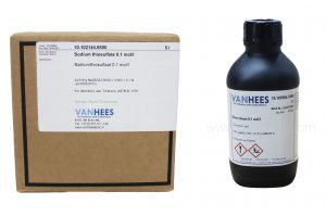 Zilvernitraat 0.1 mol/l, 5 liter bag in box