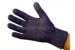 Hitte/koude handschoenen, carbonfiber, CAT II, 360mm, mt 9-10, per paar