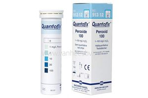 Quantofix, peroxidetest, 0-100mg/l, 100 tests