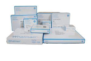 Vouwfilter, Whatman 595, 125mm, 100st