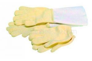 Warmtewerende gebreide handschoen tot 250°C, mt 7-8, CAT II, per paar
