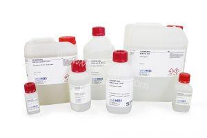 Waterstoffluoride 48%, pro analyse, 1 liter