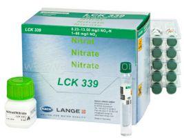 Hach, Kuvettentest Nitraat, 1-60mg/l, 25 tests