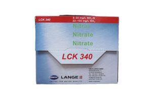 Hach, Kuvettentest Nitraat, 5-35mg/l, 25 tests