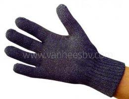 Hitte/koude handschoenen, carbonfiber, CAT II, 270mm, mt 7-8, per paar