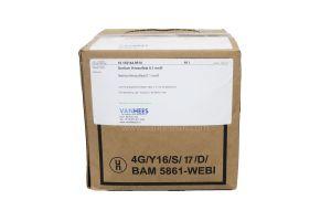 Natriumthiosulfaat 0.1 mol/l, 20 liter