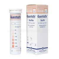 Quantofix, sulfiettest, 0-1.000mg/l, 100 strips