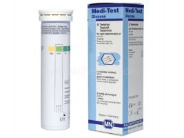 Test strips urine, Medi-Test Glucose, 50 strips