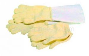 Warmtewerende gebreide handschoen tot 250°C, mt 9-10, CAT II, per paar